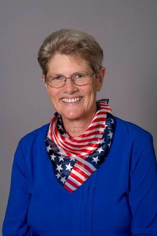 Irene Andrews Texas Silver-Haired Legislature Central Texas representative