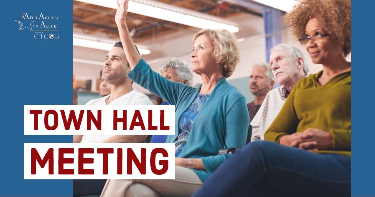 Lampasas town hall meeting