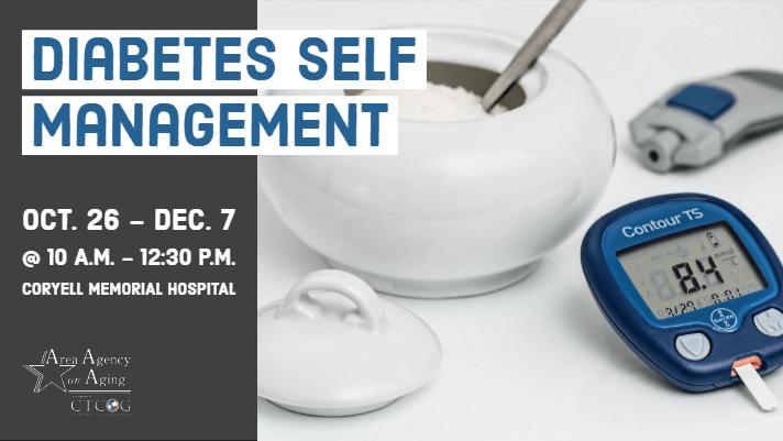 Diabetes Management Coryell County Saturday classes