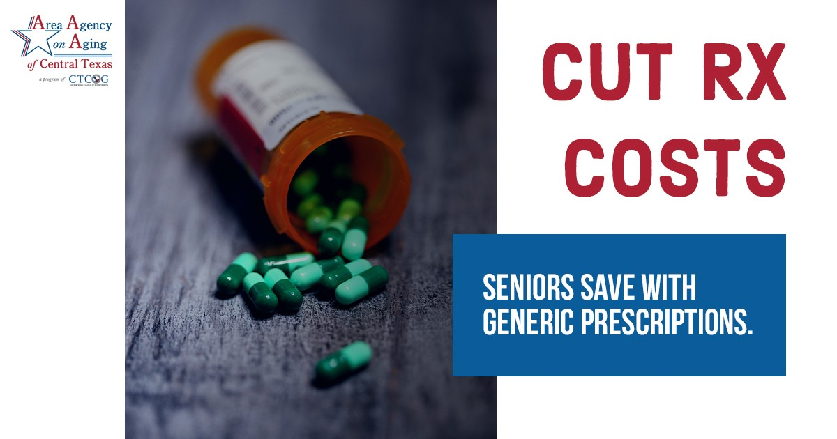 Generic Prescription Drugs Savings