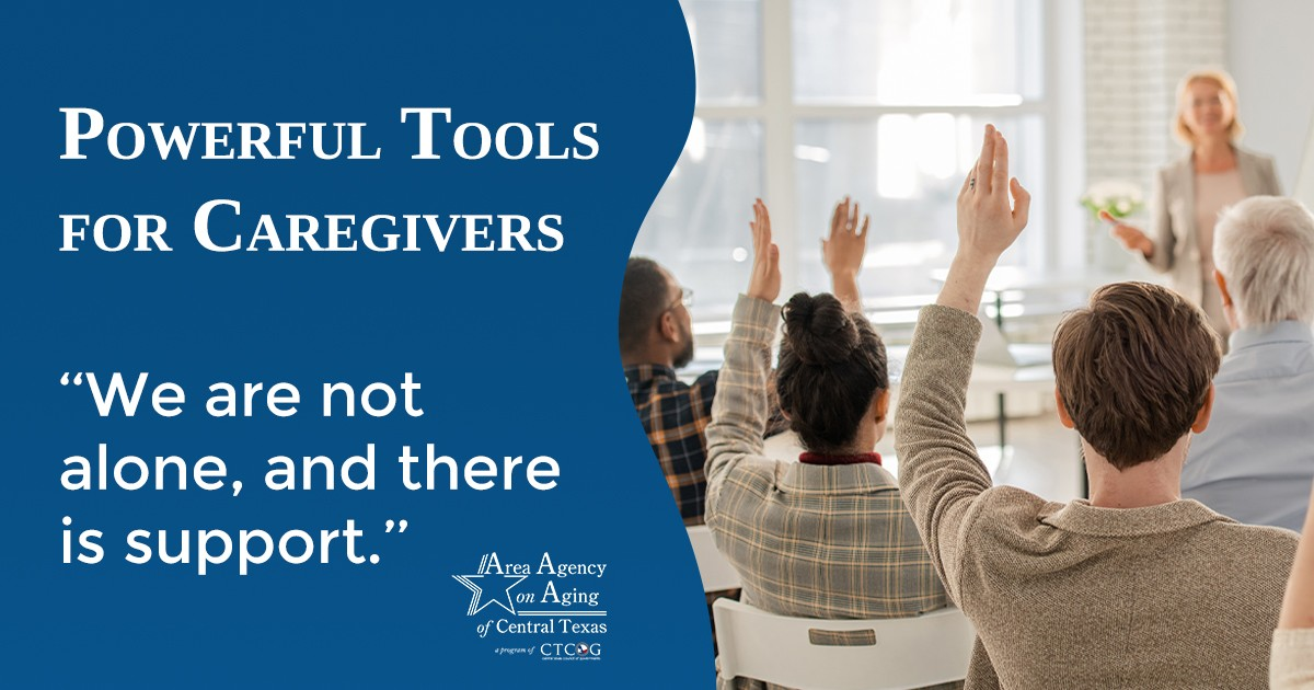 Powerful Tools for Caregivers evaluations