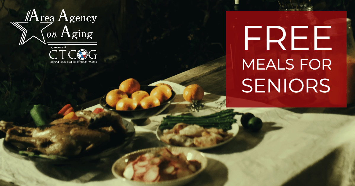 free meals for seniors