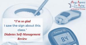 diabetes management class review